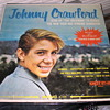 "JOHNNY CRAWFORD STARRED IN ""RIFLEMAN"" GUEST STAR RECORD LABEL G-1470"