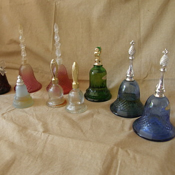 Avon Bottle- Bells Collection