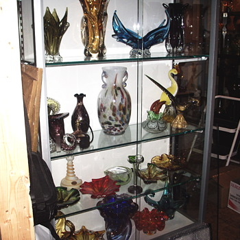 Showcase 2, Murano And Chalet Canada - Art Glass