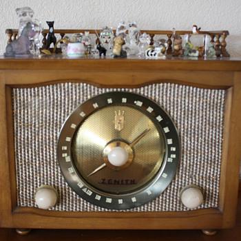 Late 1950's  Zenith Radio