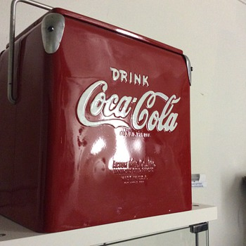 Coca Cola Junior Six Pack Cooler by Acton Mfg