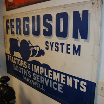 Ferguson sign - Signs