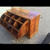"Heavy wooden ""unknown"" mystery dresser"