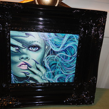 Mermaid Series by Robert Walker - Visual Art