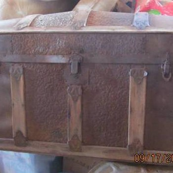 Antique Trunk #3