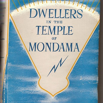 Dwellers in the Temple of Mondama - Books
