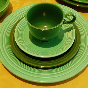 Fiesta Dinnerware 