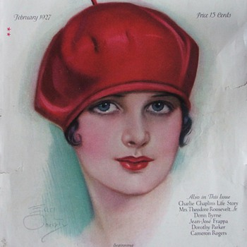 Magazine covers, Artwork 