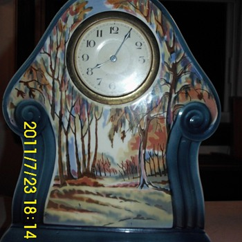 German Clock - Clocks