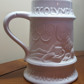 1972 Olympics Stein