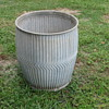 Vintage Rain Barrel