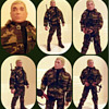 Here are some more Joes from my collection that I customized hope you like.