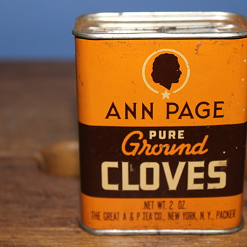 Ann Page Pure Ground Cloves - Kitchen