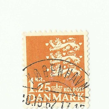 Denmark Postage Stamps - Stamps