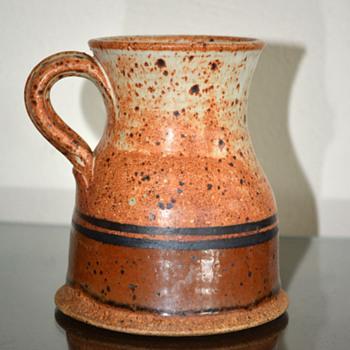Brouillard  Pottery Stoneware Mug - Art Pottery