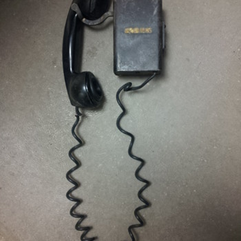 kellogg switchboard supply phone. - Telephones