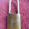 Amoco padlock