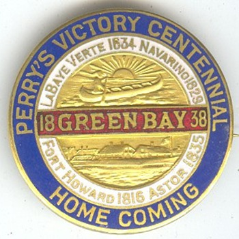 Perrys Victory Centennial - Military and Wartime