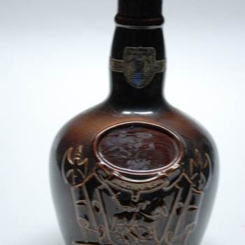 Vintage Pre prohibition Chivas (Regal) Brothers Royal Daulton Bottle