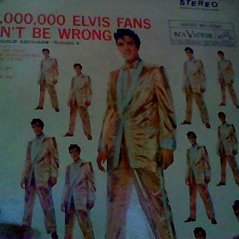 Elvis Gold Records volume 2 - Records