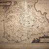 "MAP ""The Merce or Shirrefdome of Berwick"", Timothy Pont,, Circa 1654"
