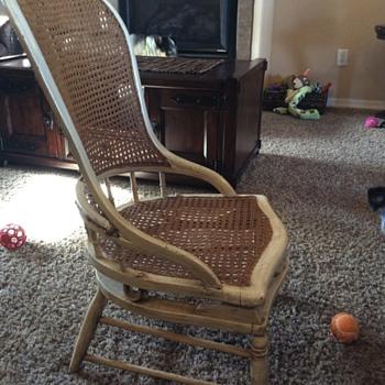 Slipper Chair - Furniture