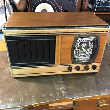 1938 Packard-Bell Hi-Fi Tube Radio Model 50 the most powerful table radio made? - Radios