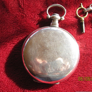 Maybe It's a 1870s Bovet Fleurier Pocket Watch - Pocket Watches