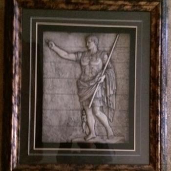 Augustus of Primaporta Unusual Presentation - Visual Art