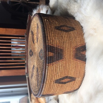 Can anyone ID this Native American Basket