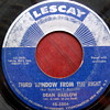 "1st edition Dean Barlow ""Third Window from the Right"" 45rpm"