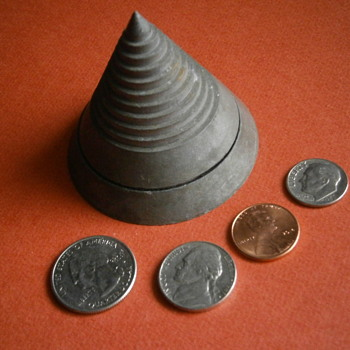 Believed to be a Cone Shaped Level