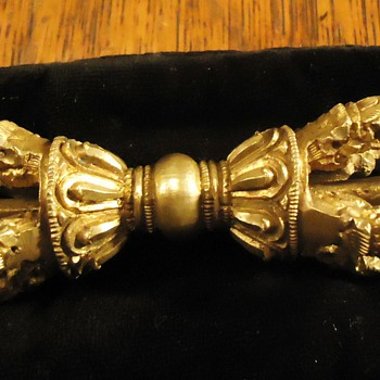 Vajra  From Goodwill,  I bought not knowing what it was!