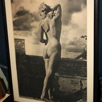 '28 Etudes de Nus', Paris, Arts et Métiers Graphiques, 1936 - Posters and Prints