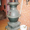 Antique Buckwalter Coal Stove