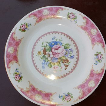 I see Royal Albert Lady Carlyle Bone China BUT...
