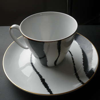 Noritake Cup and Saucer - love it.