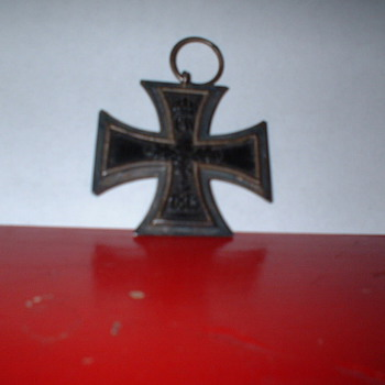  WW I Iron Cross