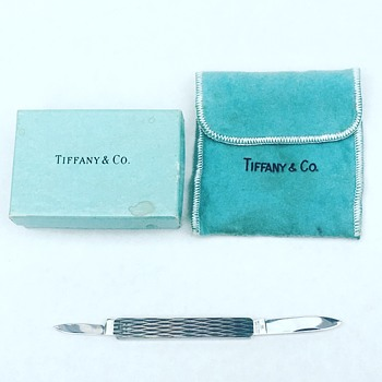 Vintage Tiffany & Co Pocket Knife