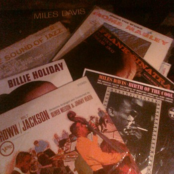 Assorted LP&#039;s  These are sample of the collection.  - Records