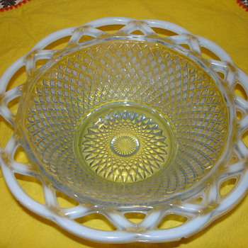 GLASS BOWL  - Glassware