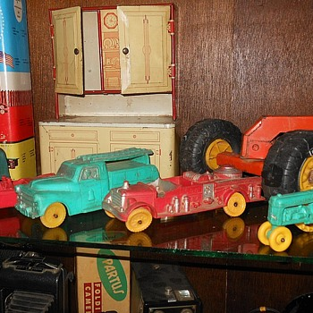 A Potouri of Past Posted Pieces Placed Perfectly - Toys