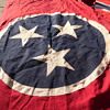 Anybody Know This Flag 3 Stars Sherritt Flag MFG Richmond Va