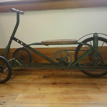 My ole childs Trike - Sporting Goods