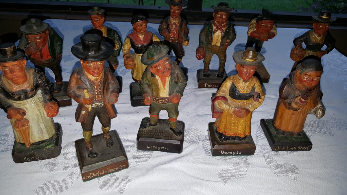 Figures Deutsch