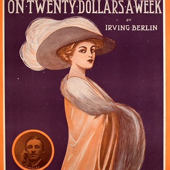 In 1911, IRVING BERLIN WROTE A NAUGHTY SONG!How Do You Do It Mable On $20 A Week? - Music