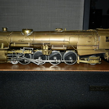 Brass Engine-Made in Japan-Can Someone Tell Me Who the Manufacturer is?