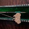 Australian antique stick pin by J.Perryman