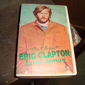 eric clapton  - Music