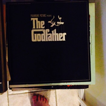 The Godfather - Records